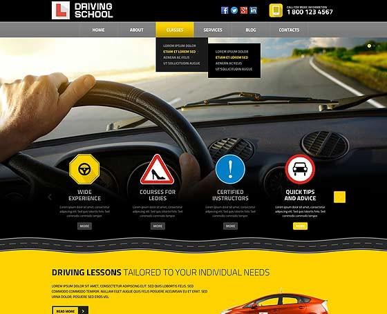 creare-website-scoala-de-soferi-sau-taxi