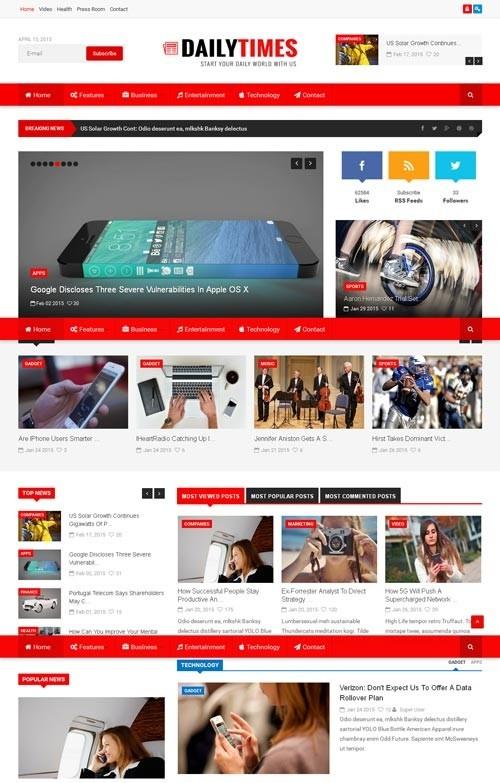 website-ziar-revista